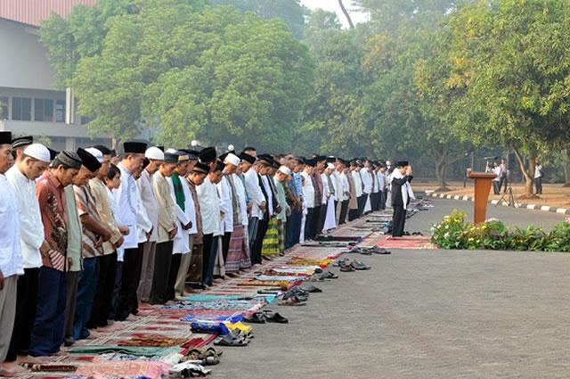 Muhammadiyah Semarang Gelar Salat Iduladha di 35 Titik