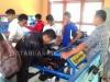 Suasana Praktek Siswa di SMK Negeri 2 Kotamobagu. (f-rez/tco)