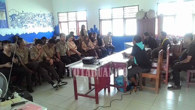 MTMA Bolmong Raya, Gelar Sosialisasi Kotamobagu Bebas Sampah