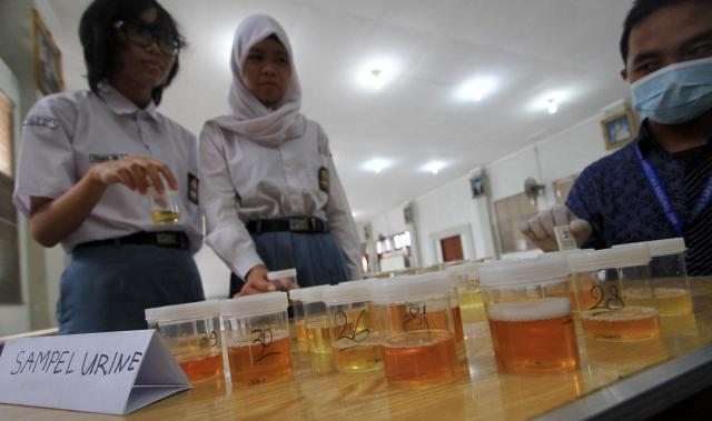 BNK: Sembilan Orang Positif Pakai Narkoba di Kotamobagu