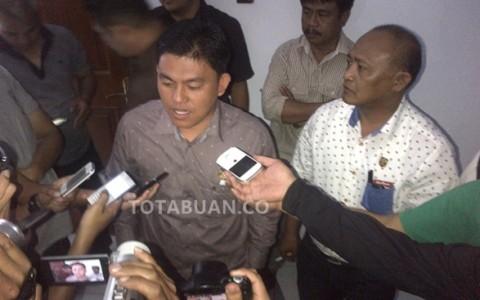 Ketua DPRD Bolmong Welty Komaling