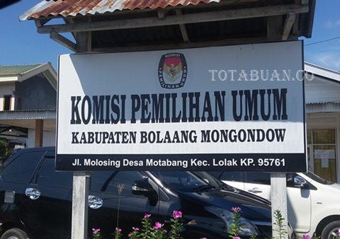 Kantor KPUD Bolmong