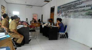 Pertemuan BLH dengan PIhak PT Conch