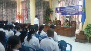 Salah satu kegiatan Diklat Prajabatan CPNS Bolmong