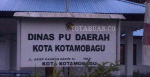 Kantor Dinas PU Kotamobagu