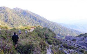 Lokasi Gunung Ambang