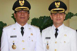 Pasangan Bupati dan Wakil Bupati Bolmong