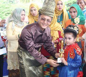 Wakil Bupati Bolmong Yanny Ronny Tuuk