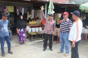 Kunjungan Dewan  Adipura ke pasar Poyowa Kecil