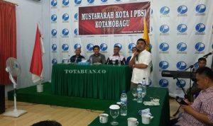 Musyawarah PBSI Kotamobagu