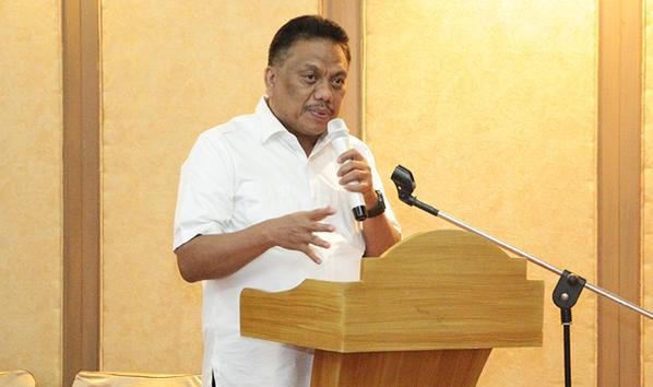 Olly: Soal Calon Bupati Bolmong dari PDIP,  Itu Tergantung Saya
