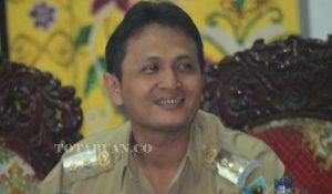 Wakil Bupati Bolmong Yanny Tuuk