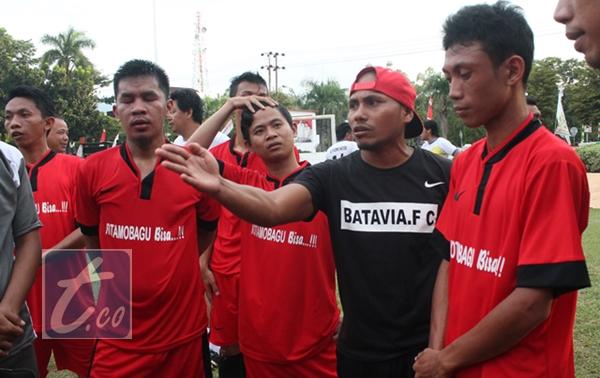 Kawan Kota Matangkan Latihan Jelang Laga Semi Final Hadapi JMT Mitra