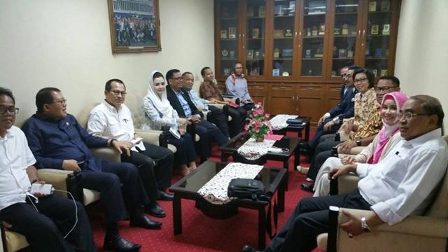 Yasti Undang Komisi V DPR RI Berkunjung ke Bolmong