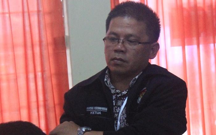 Nayodo: Tahapan PIlkada Kotamobagu Sudah Mulai