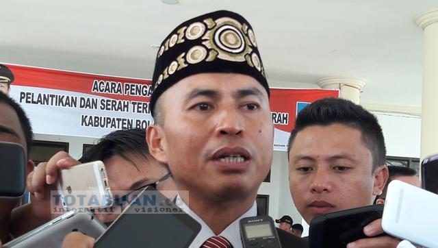 Pemkab Bolmong Kirim 56 Pejabat Ikut Asesment di BKN