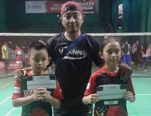 Dua Atlit PB Loku Lolos Tahap Karantina Audisi PB Djarum 2017