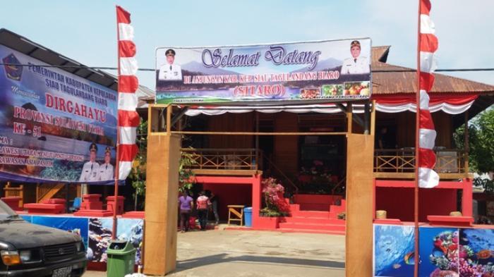 Stand Pemkab Bolmong Tampilkan Potensi Daerah