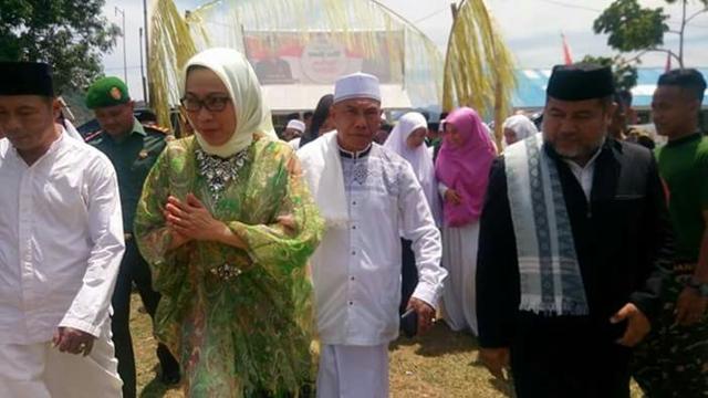 Bupati Bolmong Siap Hibahkan 500 Juta Untuk Pondok Pesantren