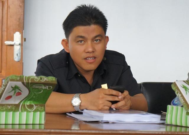 Ketua DPRD Bolmong Enggan Tandatangani Dokumen APBD