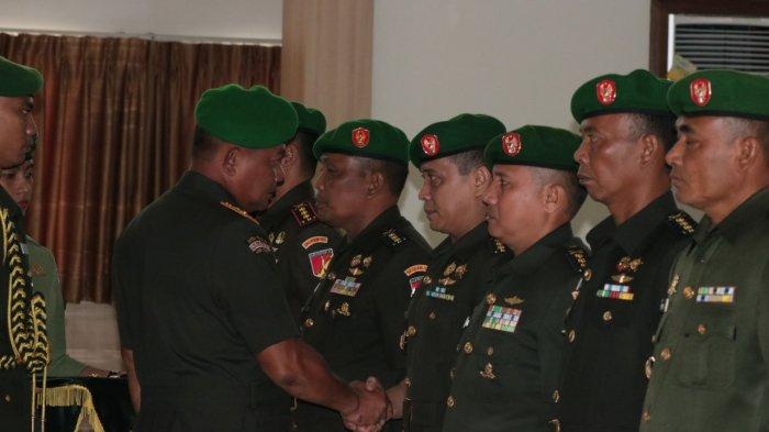 Letkol Inf Sigit Dwi Cahyono Jabat Dandim 1303 Bolmong