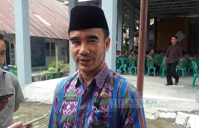 Adnan: Lima SKPD Didorong Perbaiki Pelayanan