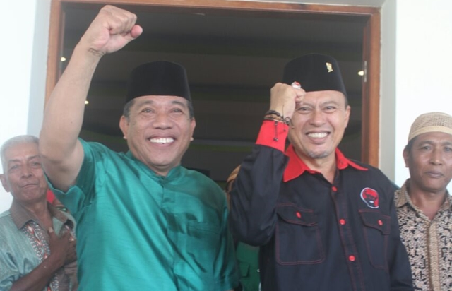 Antara Depri-Amin Mendaftar di KPU, Kader PDIP Diminta Rapatkan Barisan