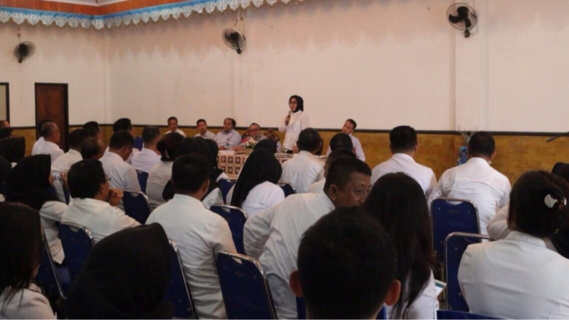 Walikota Kotamobagu Buka Entry Meeting Bersama BPK RI