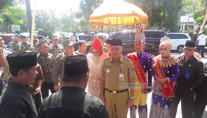 Pjs Walikota Inginkan Kota Kotamobagu Raih WTP Kelima