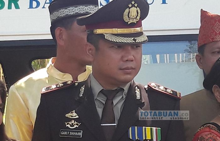 Kapolres Bolmong Beri Sinyal Tersangka Kasus Dugaan Korupsi