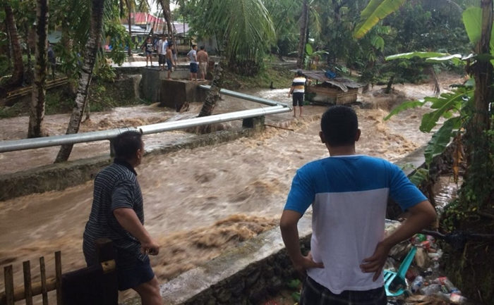 Normalisasi Sungai Kampung Baru Dimulai