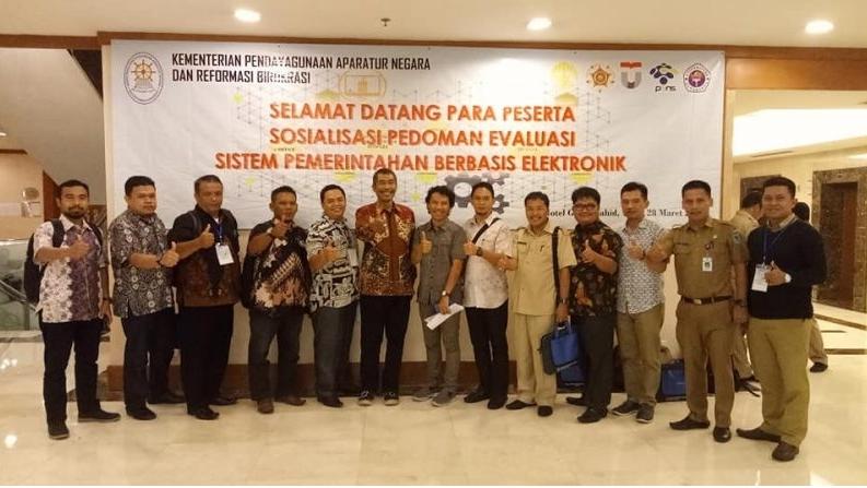 Kemenpan RB Evaluasi Sistem Pemerintahan Berbasis Elektronik