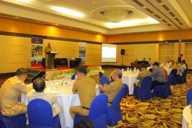 Walikota Kotamobagu Buka Seminar dan Dialog Kota Cerdas