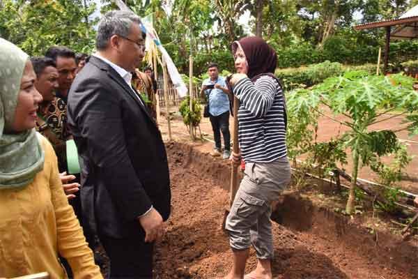 Menteri Desa Menilai Program Dana Desa di Kotamobagu Cukup Baik