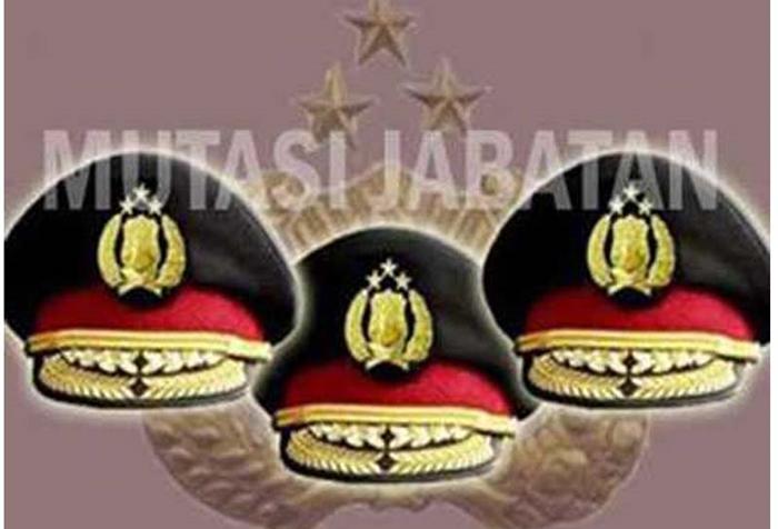 Sejumlah Perwira Polres Bolmong Dimutasi. Ada Apa ?