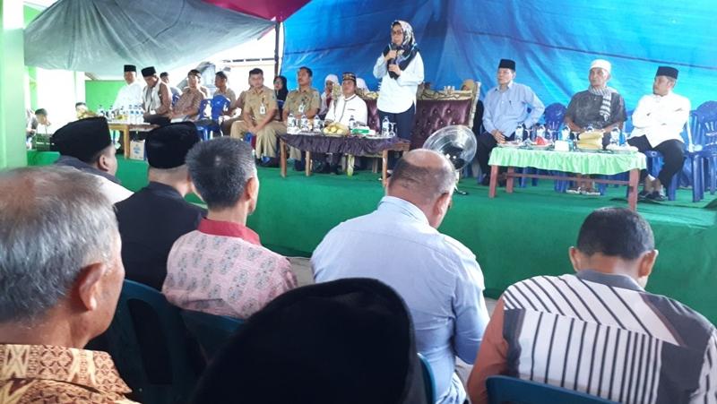 Bupati Bolmong Puji Toleransi Umat di Passi Timur