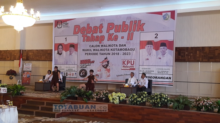 Panelis Menilai Pasangan TB-NK dan JaDi-Jo Sudah Maksimal