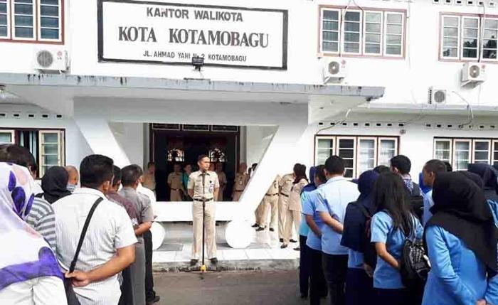 PNS Kotamobagu Diingatkan, Tidak Ada Libur di Hari Pertama Puasa