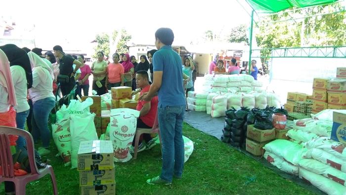 Disperindagkop Kotamobagu Sebar Kupon Kegiatan Pasar Murah