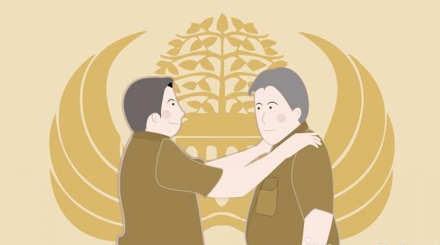 Bupati Bolmong Keluarkan SK Pecat Tujuh PNS