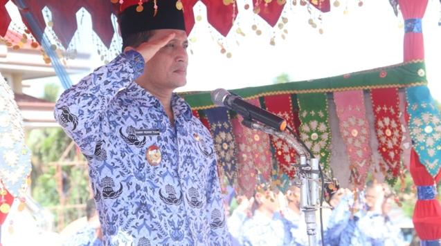 Wakil Bupati Bolmong Jadi Irup Hari Kebangkitan Nasional Ke-110