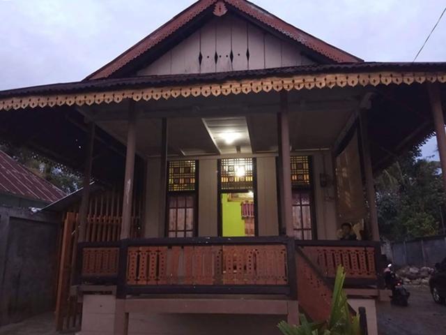Rumah Adat Mongondow Tarik Wisatawan Asing ke Kotamobagu