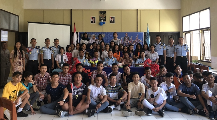 Ajak Putra Putri Bolmong Raya Masuk Sekolah Keimigrasian