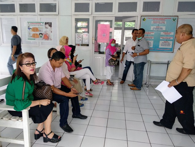 RSUD Kotamobagu Buka Pelayanan Pemeriksaan Kesehatan Bacaleg