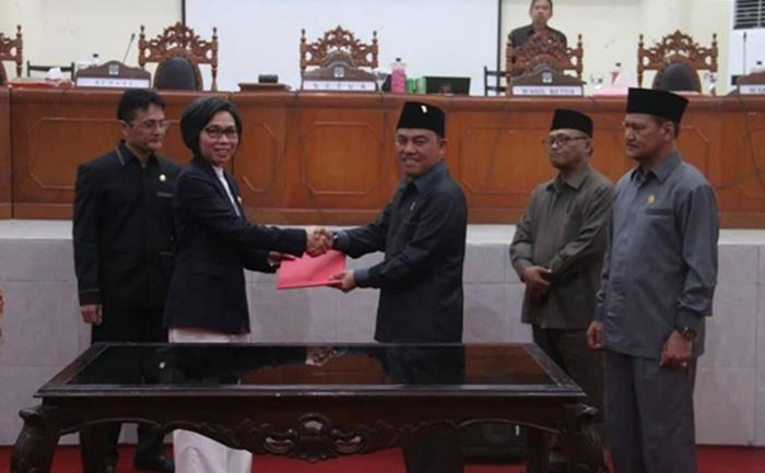 Pemkab dan DPRD Bolmong Bahas Tiga Ranperda