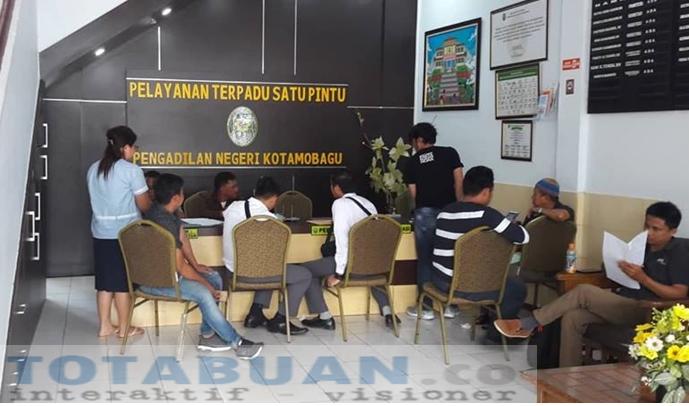 Ikut Caleg, PN Kotamobagu Tidak Keluarkan Surat Keterangan Bagi Mantan Napi Korupsi