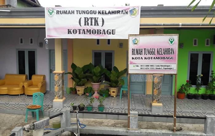 Dinas Keseatan Kotamobagu Siapkan Rumah Tunggu Kelahiran