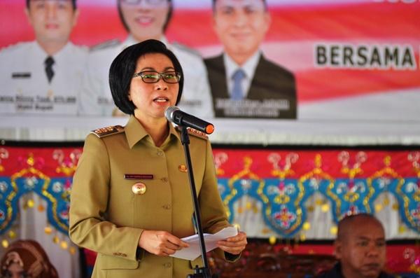 Dua Ribuan Kepala Keluarga di Pesisir Bolmong Terima Bantuan