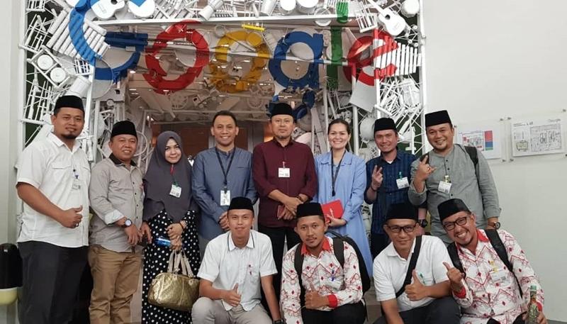 Pemkab Bolsel Kunjungi Manajemen Google Indonesia Bahas Potensi Wisata