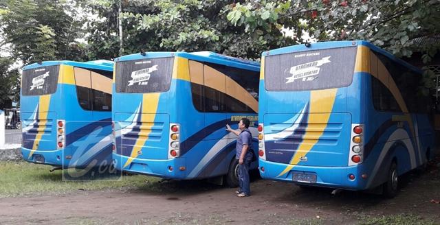 Lima Bus Siap Dioperasikan, Sopir Bentor Kotamobagu Terancam Hilang Pendapatan